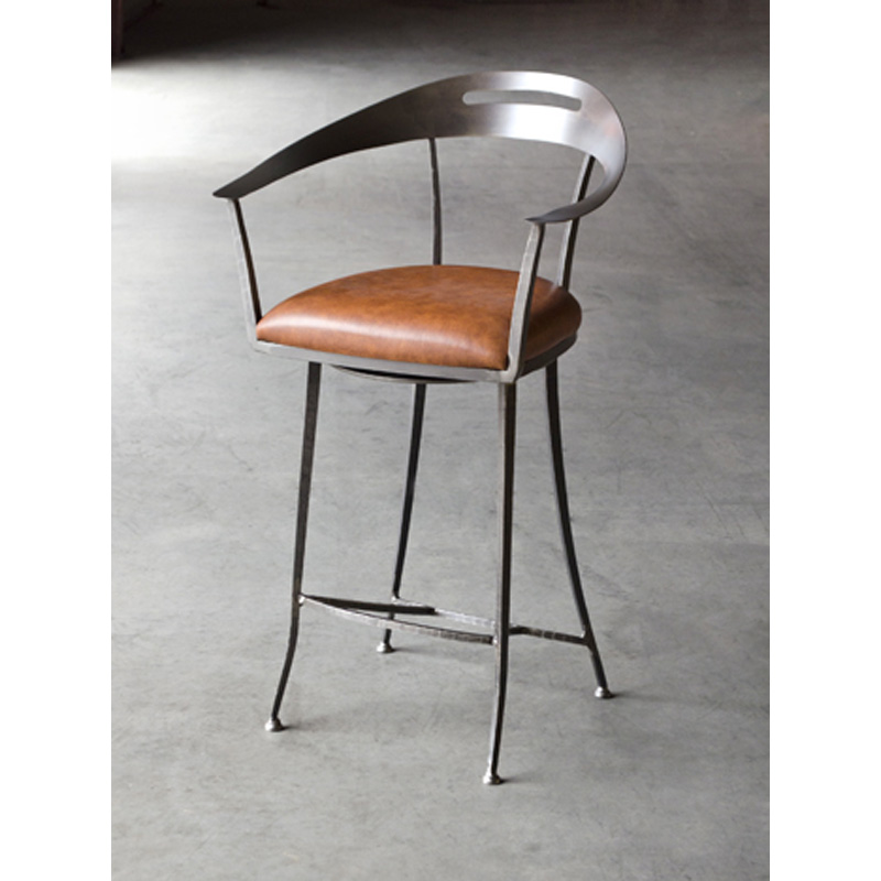 Charleston forge c803 ventura barstool 30 inch discount for Charleston forge furniture