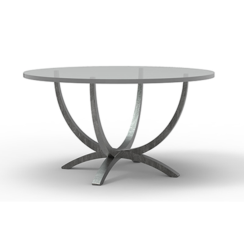 Charleston Forge 6292 Triumph 36 Inch Cocktail Table Discount Furniture At Hickory Park