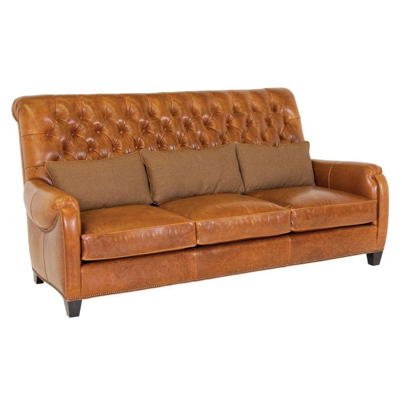 classic leather 8213 sullivan sofa discount furniture at. Black Bedroom Furniture Sets. Home Design Ideas
