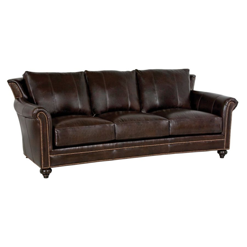 Classic leather 4803 leather sofa tanner sofa discount for Classic furniture
