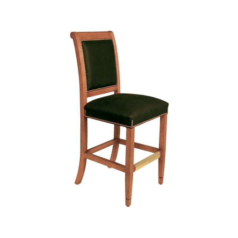 Classic Leather 6184abs 49 Barstool Fremont Armless Bar