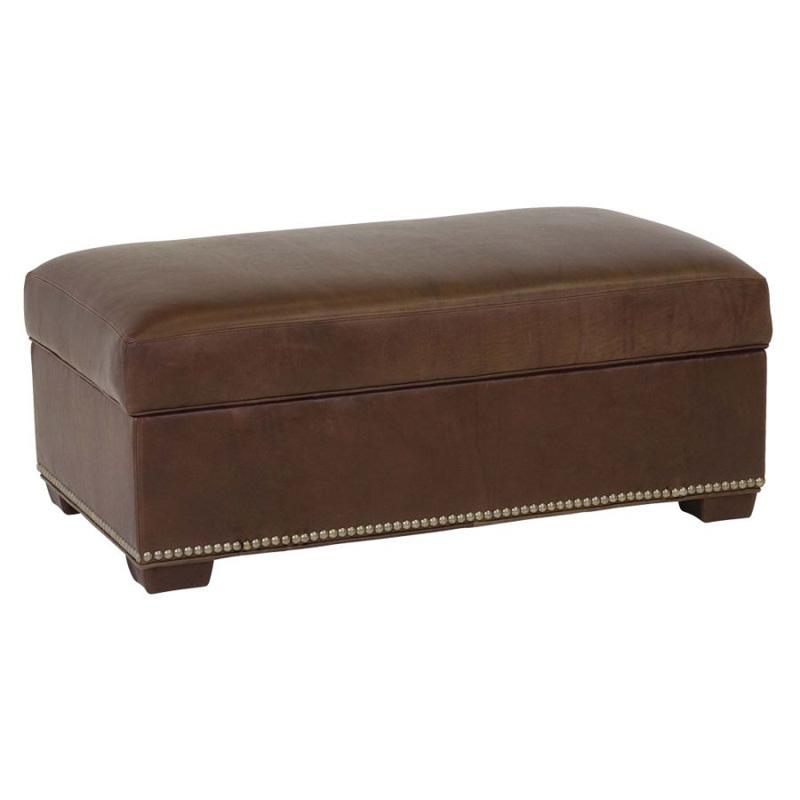 classic leather 4724 so mcgrath storage ottoman discount