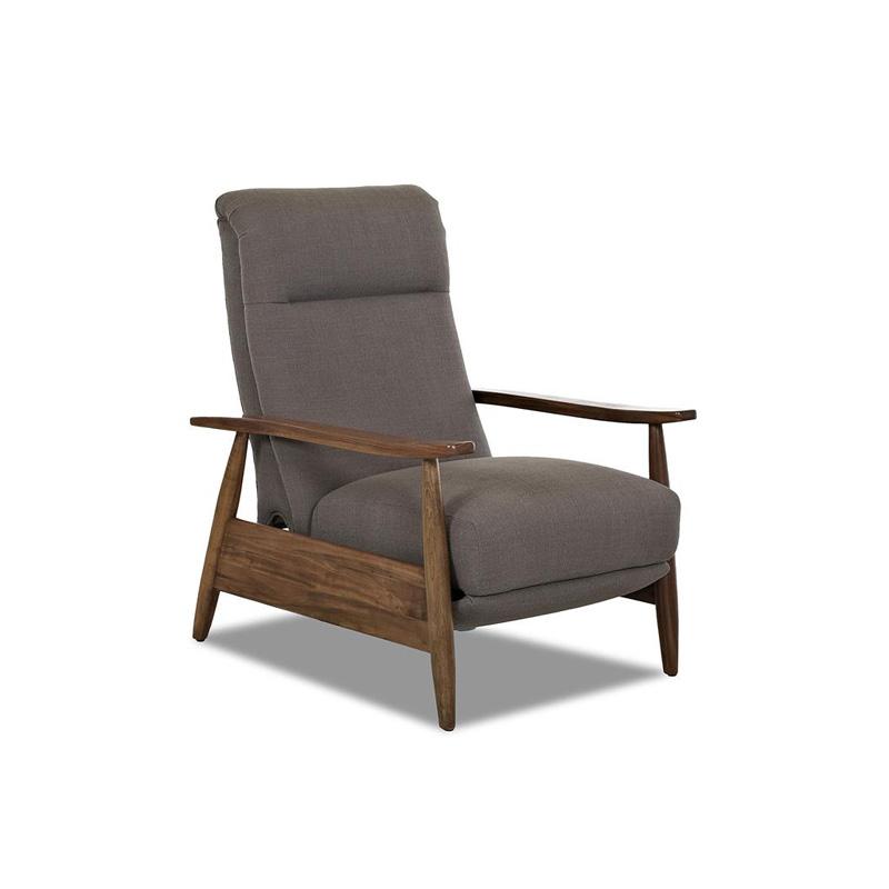Comfort design cp796 hlrc designer ii fabric reclining for Chair cloth design