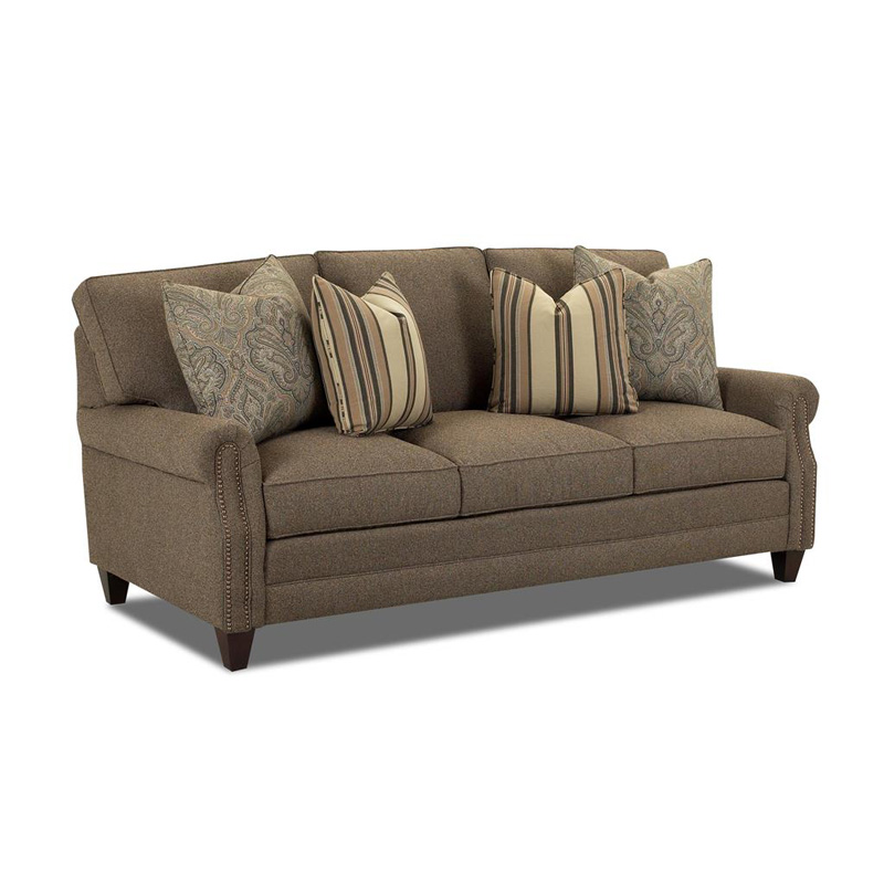 Comfort Design C7000 10 S Camelot Fabric Stationary Sofa Discount Furniture At Hickory Park