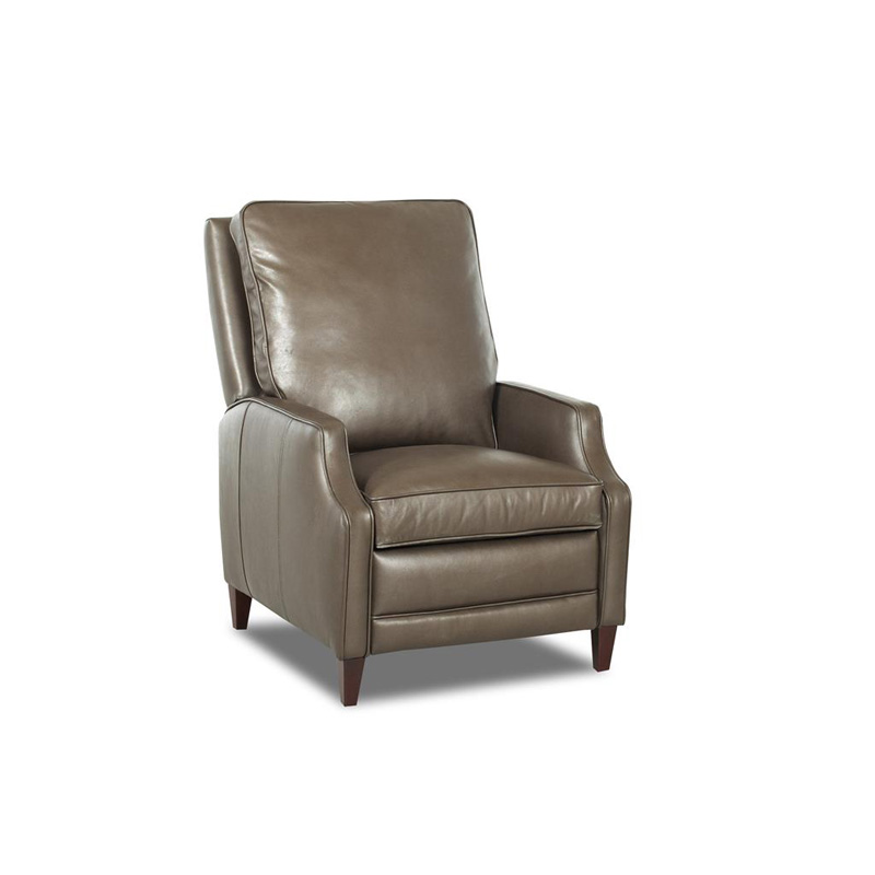 Comfort Design Cl250 Hlrc Frost Leather Reclining Chair Discount Furniture At Hickory Park