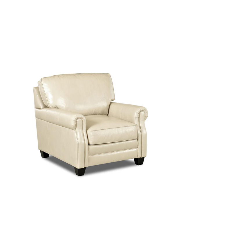 Comfort Design Cl7000 C Camelot Leather Chair Discount Furniture At Hickory Park Furniture Galleries