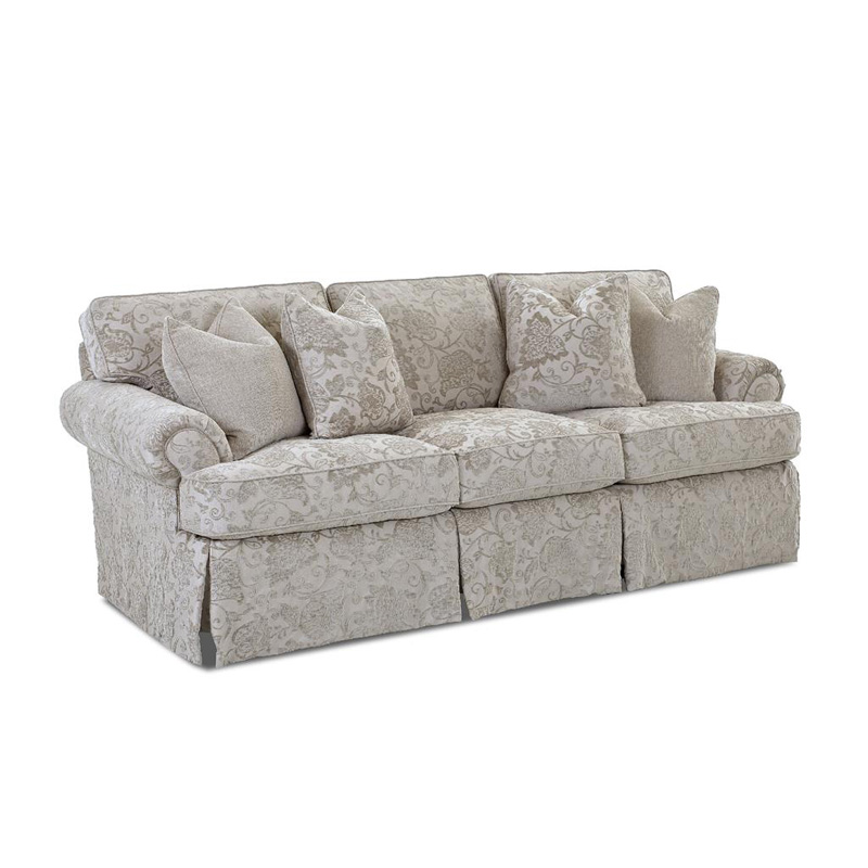 Comfort Design C7070 S Emily Stationary Sofa Discount Furniture At Hickory Park Furniture Galleries
