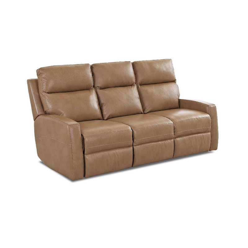 Comfort Design Clp241 Rs Davion Leather Reclining Sofa Discount Furniture At Hickory Park