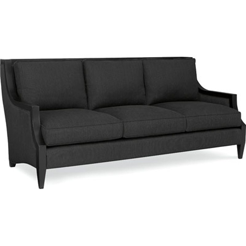 CR Laine 8200 Greyson Sofa Discount Furniture at Hickory