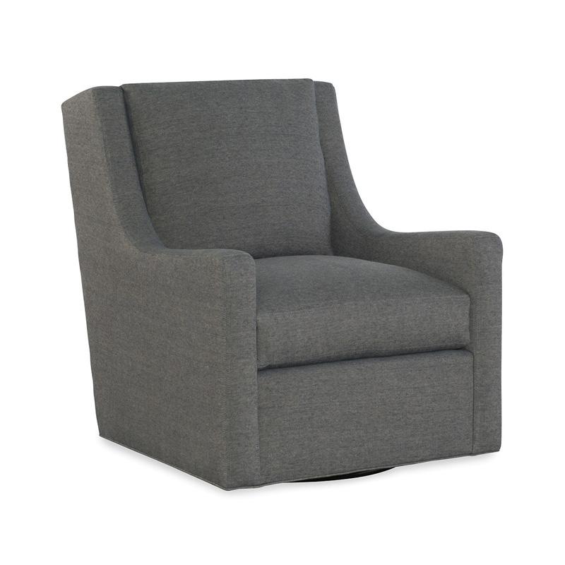 CR Laine 6500-05SW Houston Swivel Chair Discount Furniture