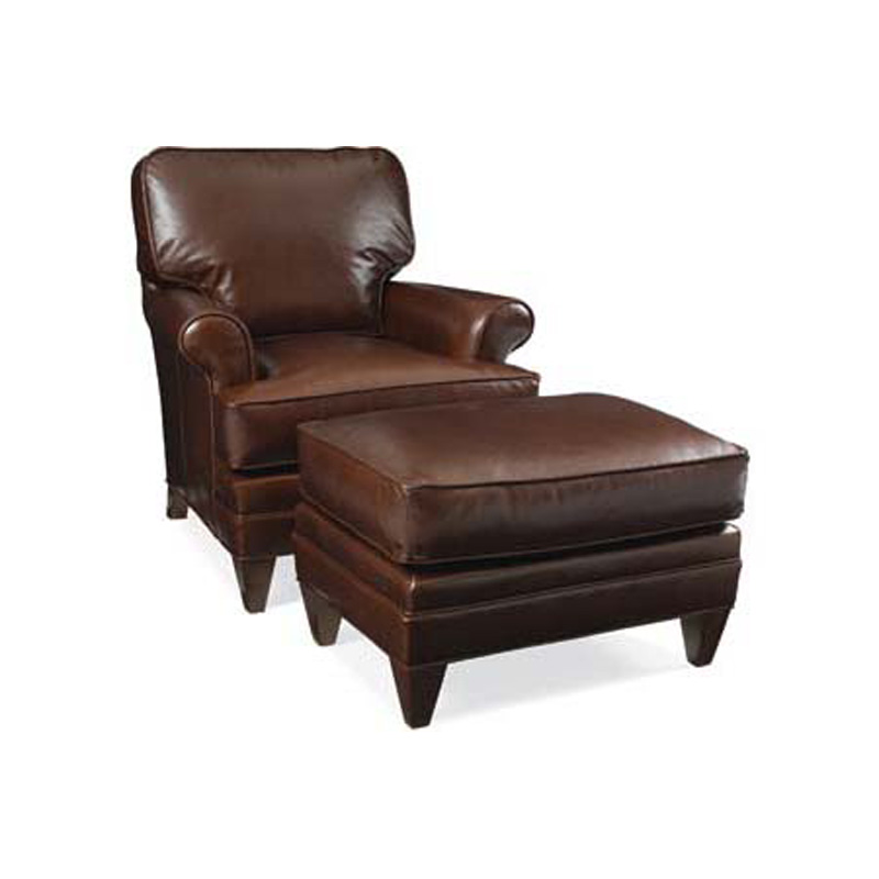 CR Laine L4405 Klein Leather Chair Discount Furniture at