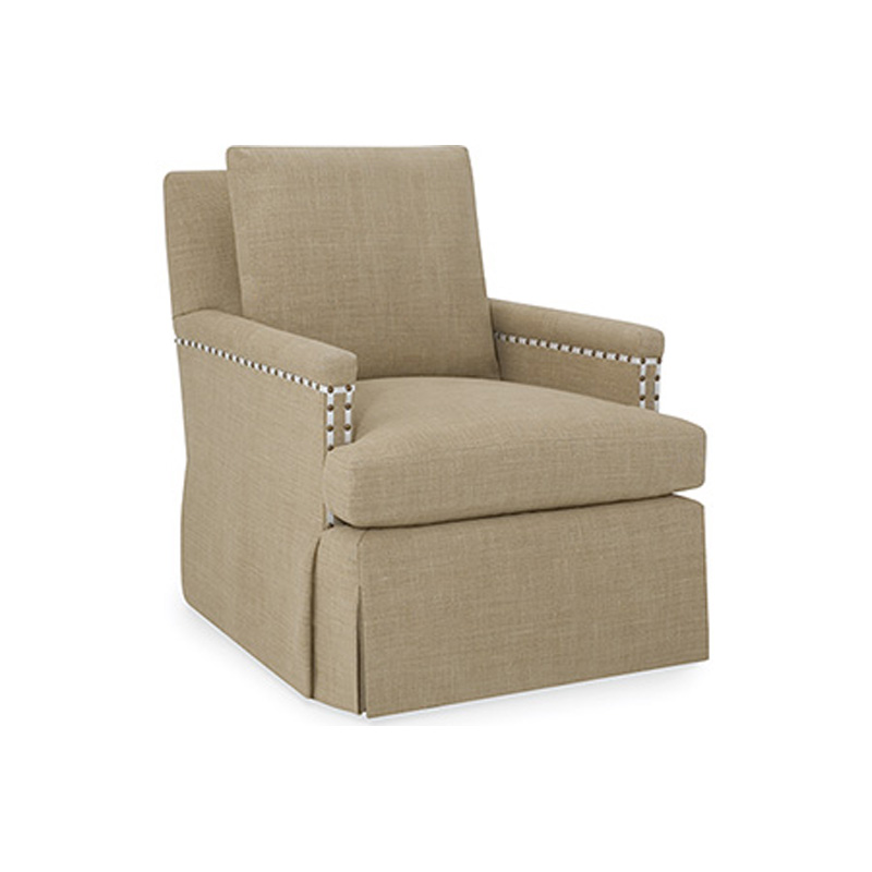Cr Laine 7025sw Clara Swivel Chair Discount Furniture At