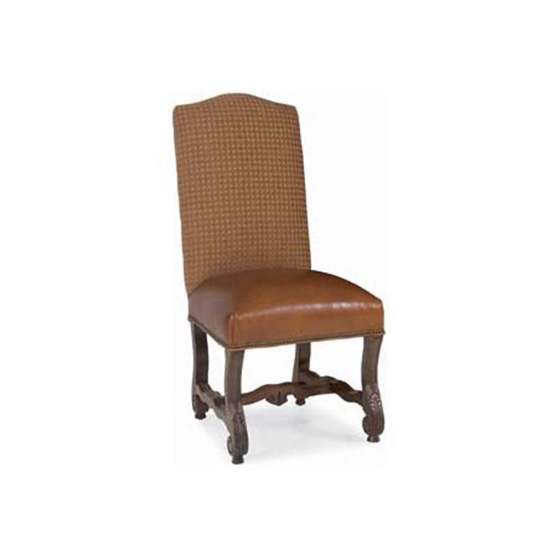 CR Laine L9535 Gristmill Leather Dining Chair Discount