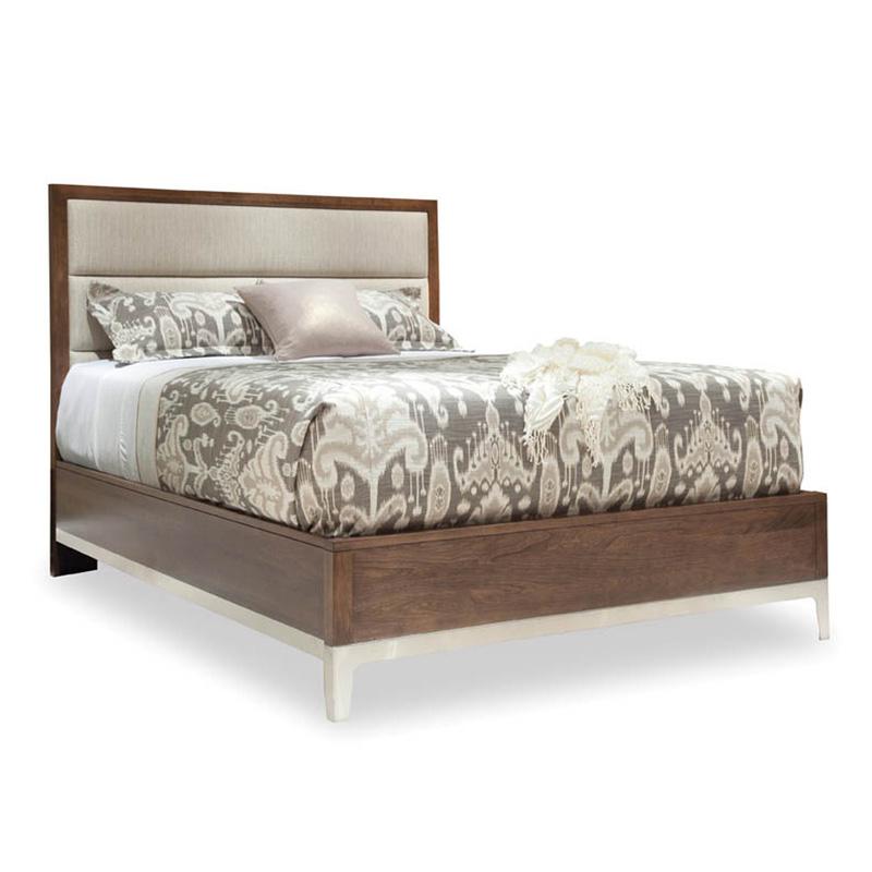 Durham 157 123 Defined Distinction Queen Upholstered Bed