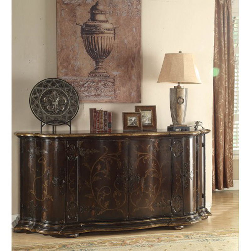 Legends At Charleston Park: Eastern Legends 65091P Lorraine Buffet Discount Furniture