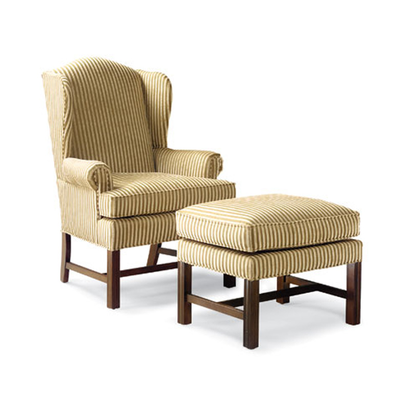 Fairfield 1072-01 Wing Chair Discount Furniture At Hickory