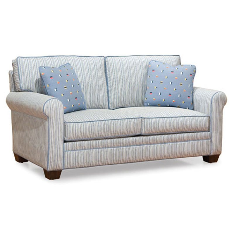 Fairfield 3784 55 sofa collection apartment size sofa for Apartment size furniture