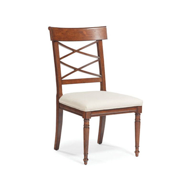 Fairfield 4482 05 Essentials Occasional Side Chair Discount Furniture At Hickory Park Furniture