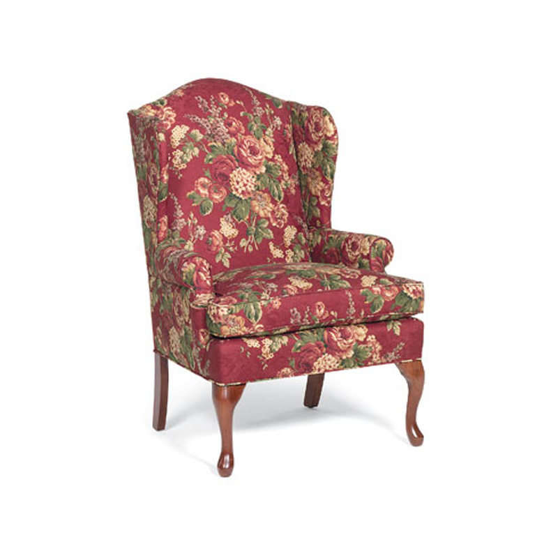 Fairfield 5125 01 Wing Chair Discount Furniture at Hickory