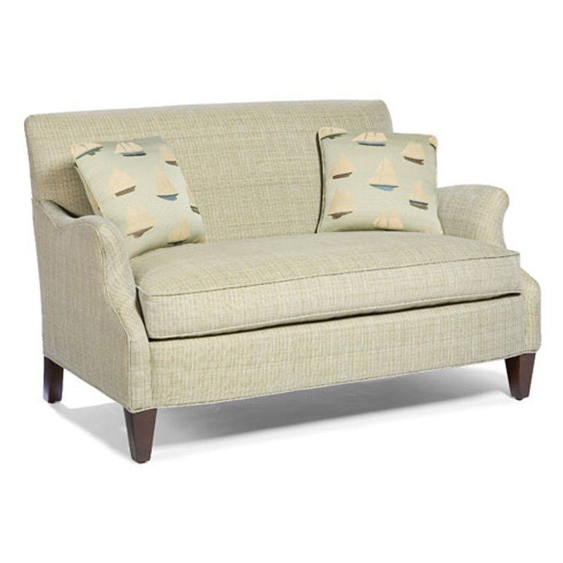 Fairfield 5706 40 Settee Collection Settee Discount Furniture At Hickory Park Furniture Galleries