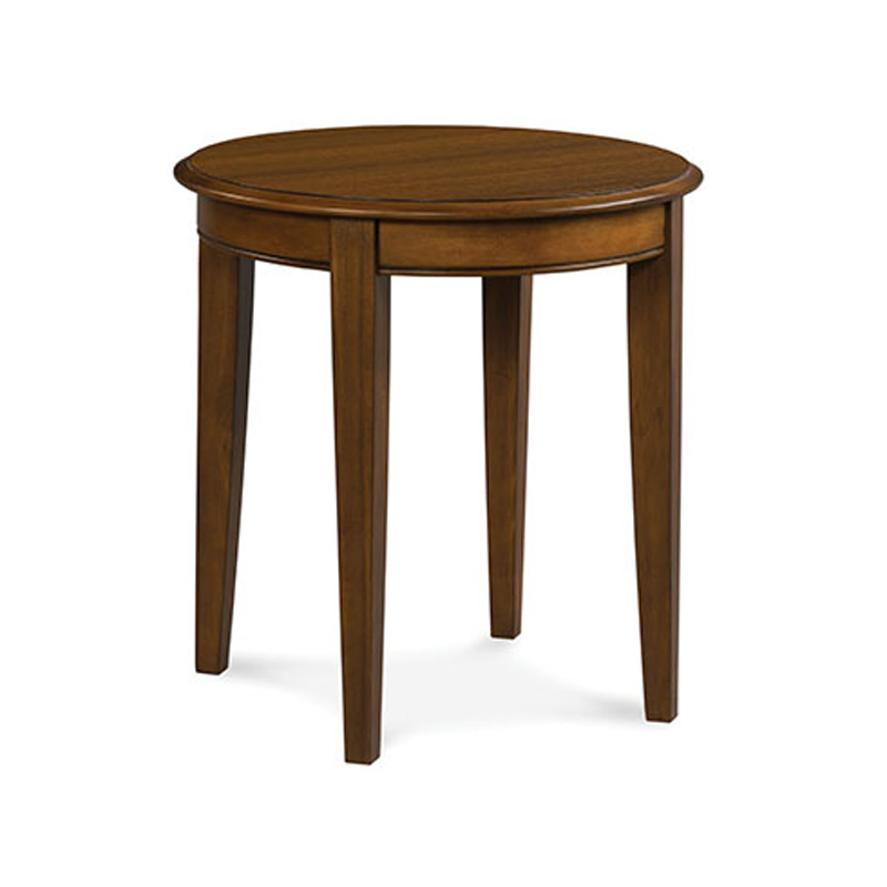 Fairfield 4173 at occasional collection round accent table for Occasional table manufacturers
