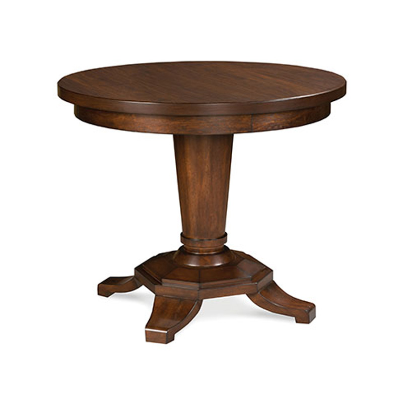 Fairfield 8194 86 occasional collection entry table discount furniture at hickory park furniture - Cheap entrance table ...