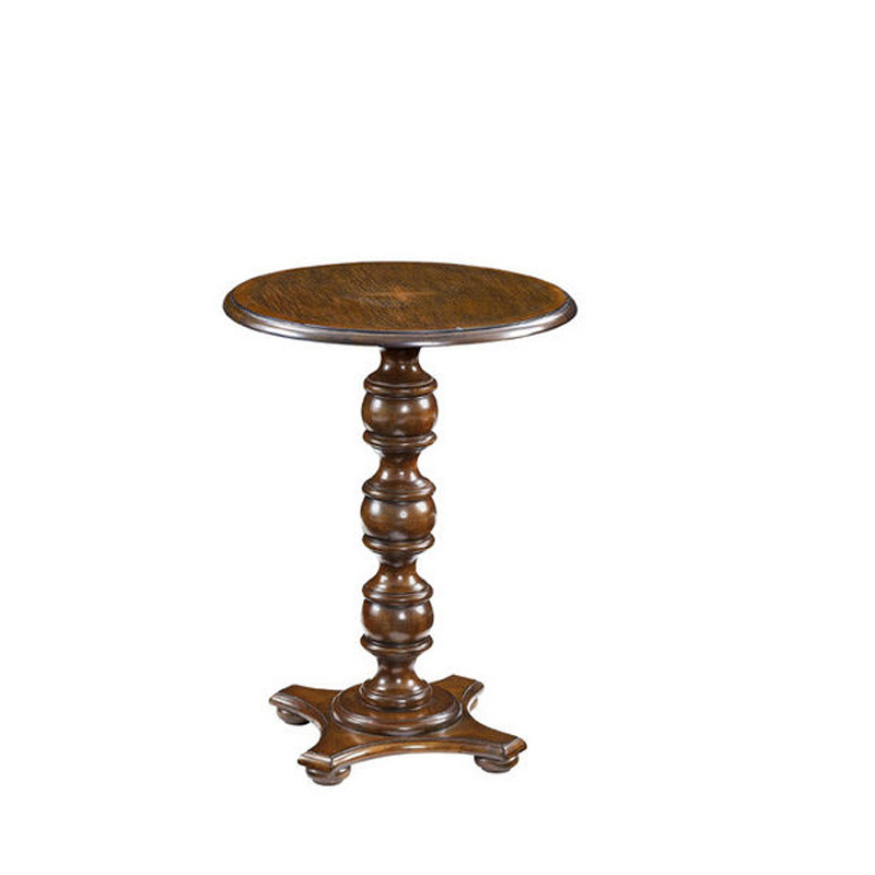 Fauld CG583 Side And Lamp Tables Small Round Side Table