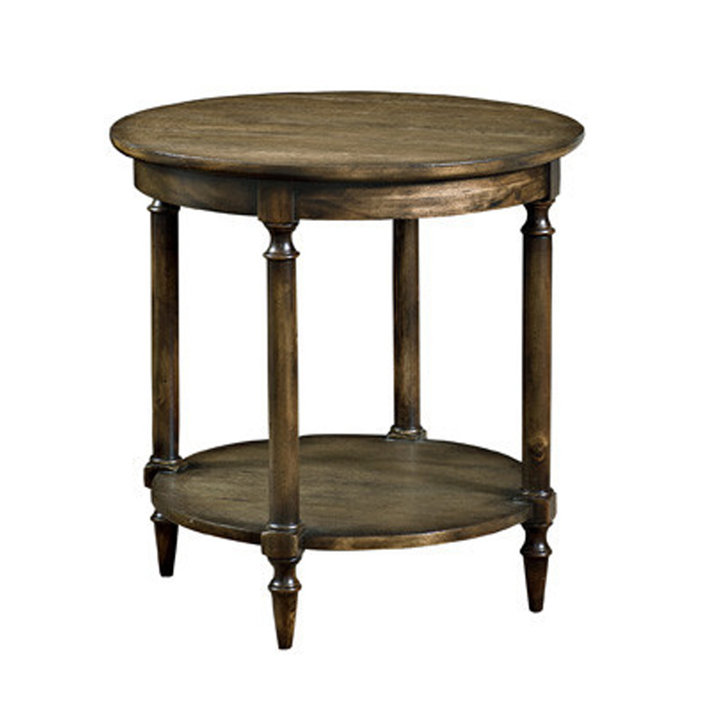 round end table discount furniture at hickory park furniture galleries