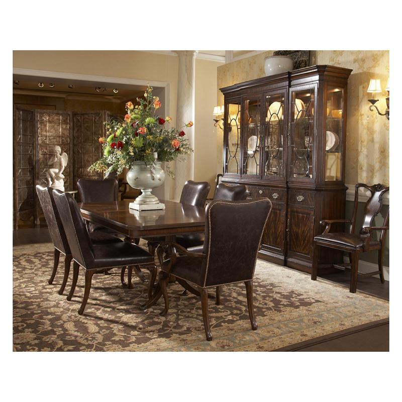 Fine furniture design 1110 824 hyde park leather for Park chair design