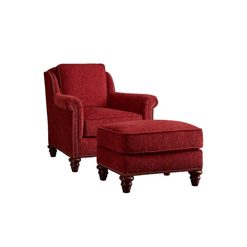 fine furniture design 5037 04 protege upholstery ottoman discount furniture at hickory park. Black Bedroom Furniture Sets. Home Design Ideas