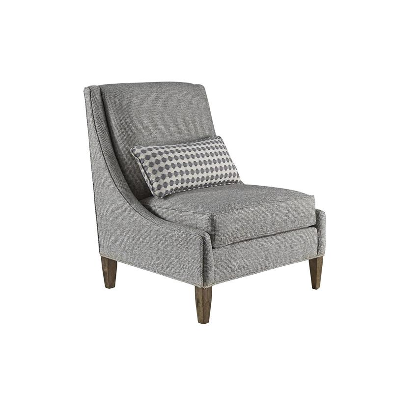fine furniture design 5810 03 protege upholstery lex chair discount furniture at hickory park. Black Bedroom Furniture Sets. Home Design Ideas
