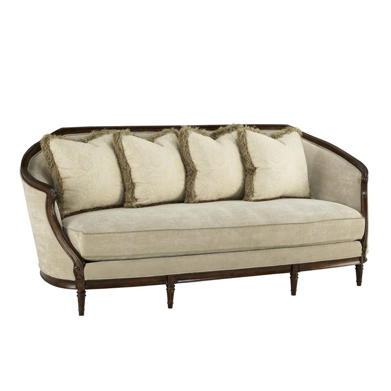 Biltmore 3907 01 upholstery sofa vanderbilt discount for Affordable furniture upholstery