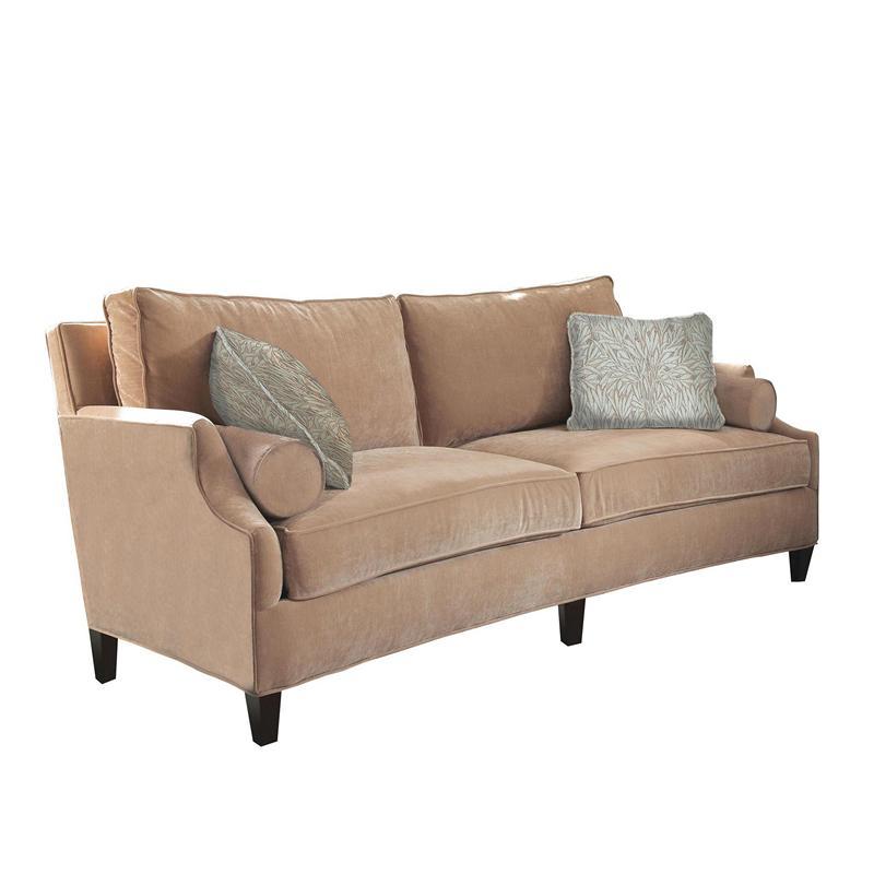 Sofá Clapton: Fine Furniture Design 5034-01 Protege Upholstery Sofa