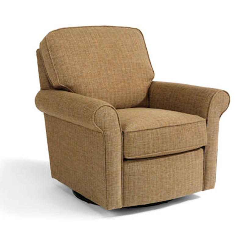 Flexsteel 002C-13 Parkway Swivel Glider Discount Furniture at Hickory Park Furniture Galleries