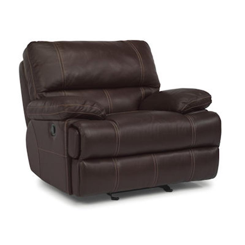 Flexsteel 1236 54 Cody Glider Recliner Discount Furniture