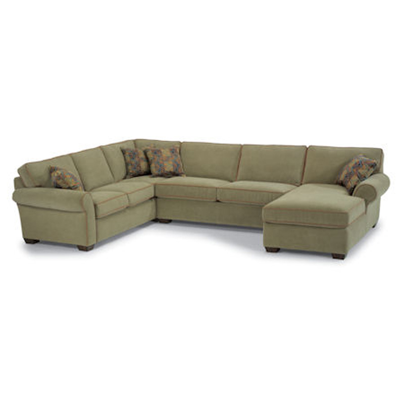 Flexsteel Westside Sofa Reviews: Flexsteel Leather And Motion Sectional Furniture Shop
