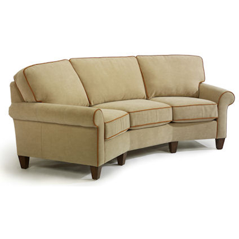 Flexsteel 3979 323 Westside Conversation Sofa Discount Furniture At Hickory Park Furniture Galleries