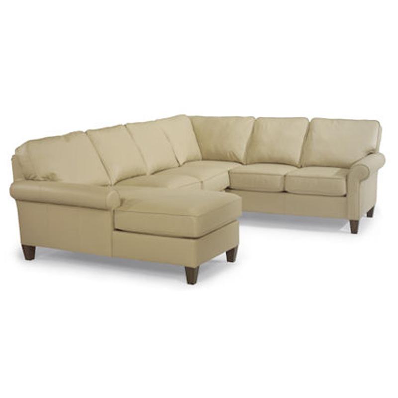 Flexsteel 3979 Sect Westside Sectional Sofa Discount