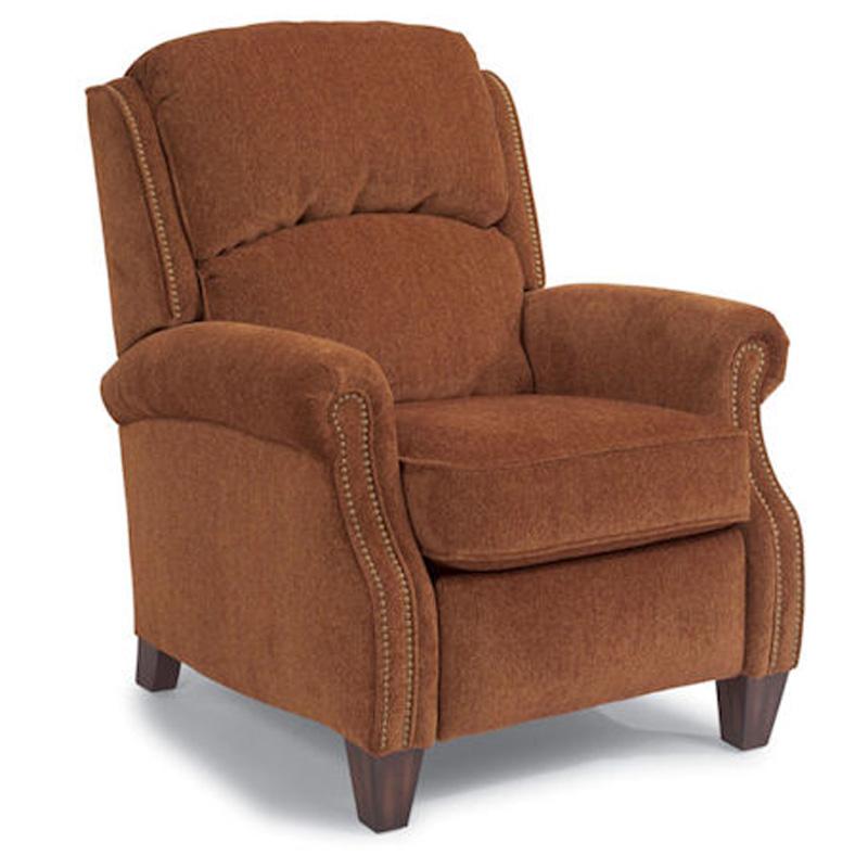 Flexsteel 5056 503 whistler high leg recliner discount for Where to get furniture