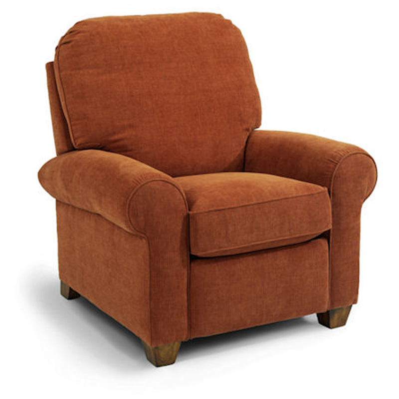 Flexsteel Leather Sofa Recliner Images Adding Nailhead