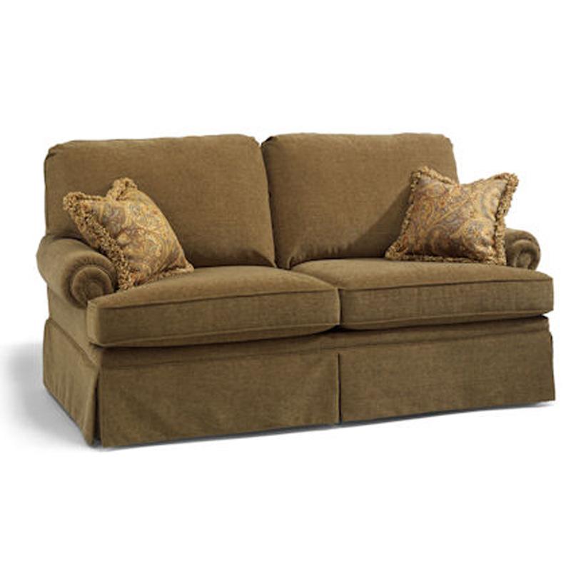Flexsteel Wrangler Sofa: Flexsteel 5612-30 Bungalow Sofa Discount Furniture At