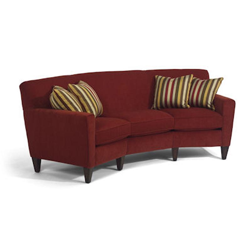 Flexsteel Westside Sofa Reviews: Flexsteel N5966-10-08 Digby Chair And Ottoman Discount
