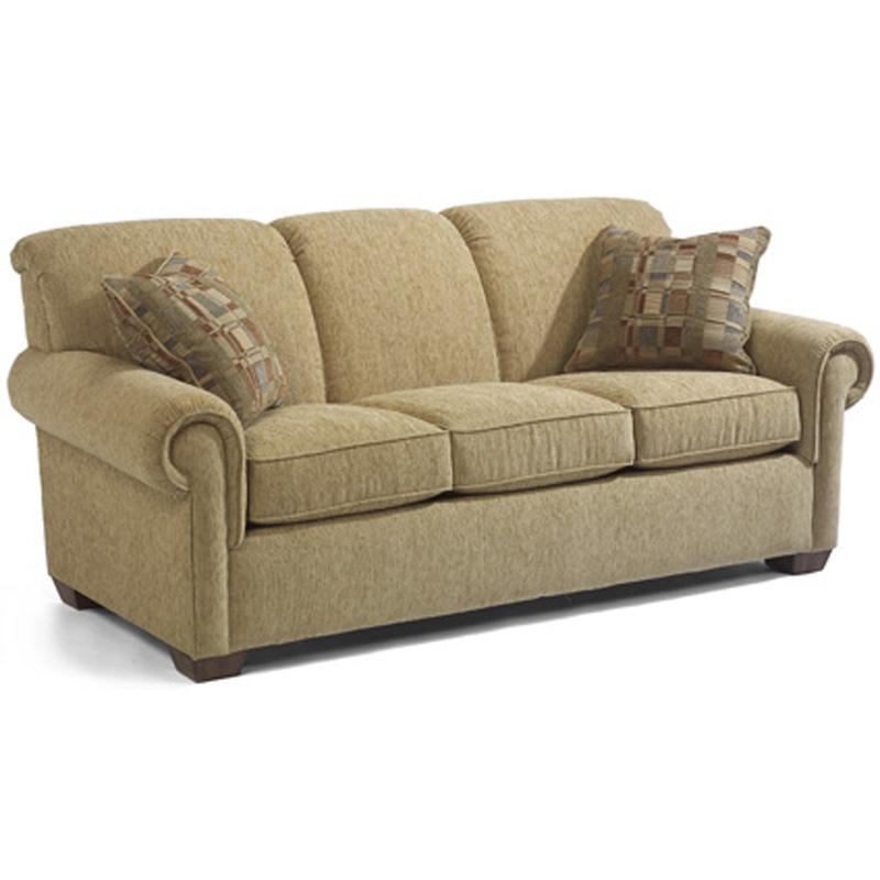 Flexsteel Westside Sofa Reviews: Flexsteel 5988-30 Main Street Sofa Discount Furniture At
