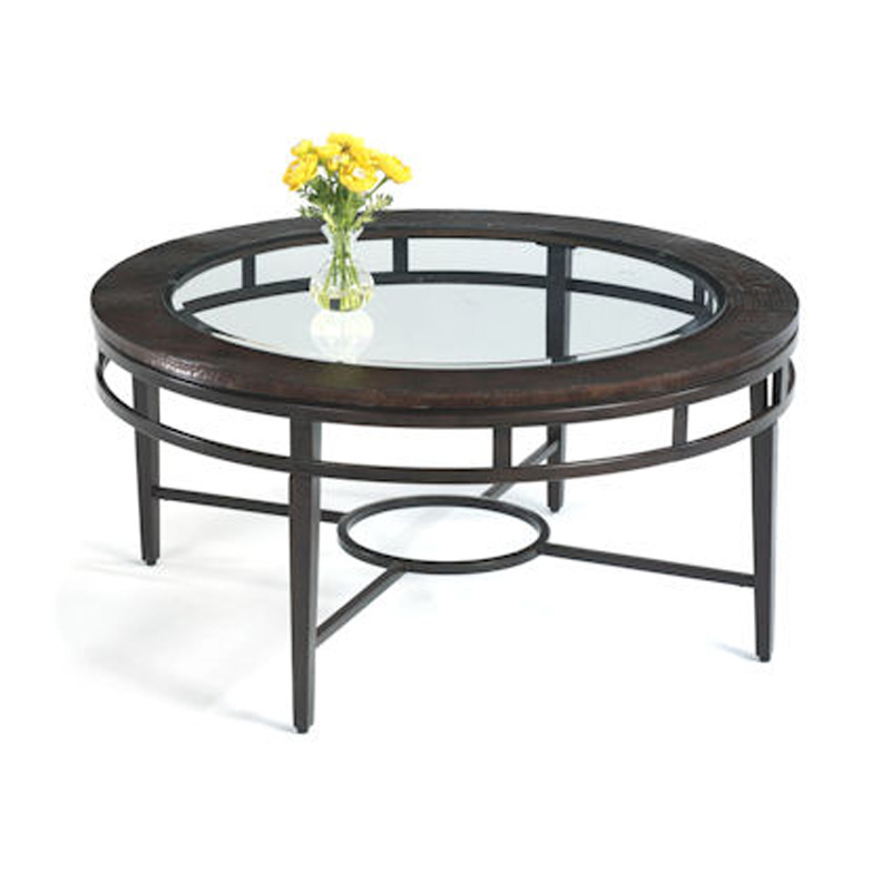 Flexsteel 6594-034 Symphony Round Cocktail Table Discount