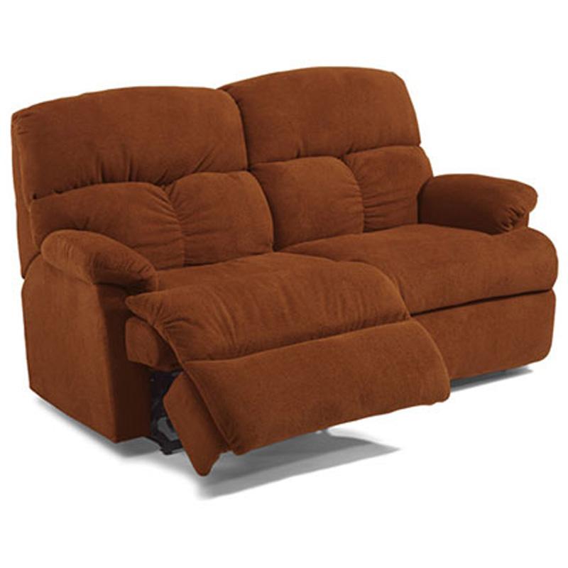 Flexsteel 7098 61 Triton Studio Reclining Sofa Discount