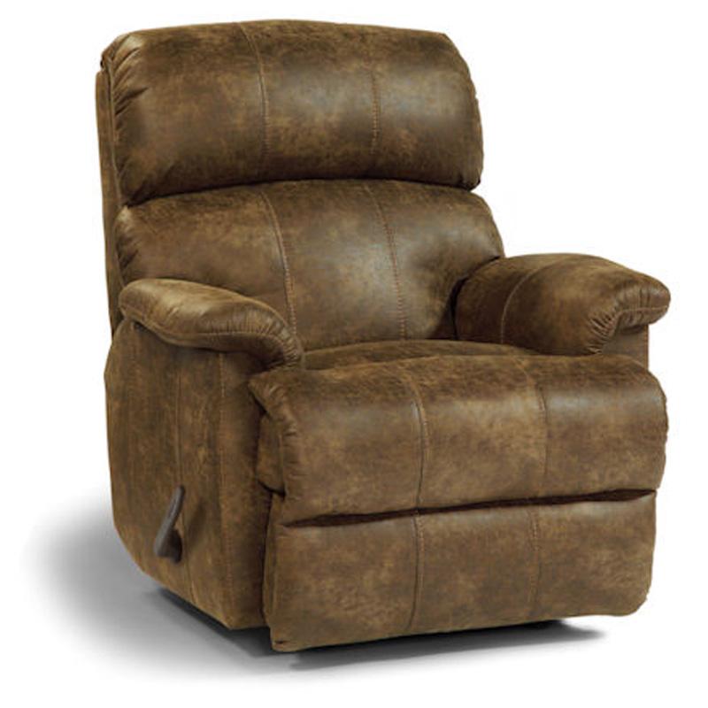 Flexsteel N2266 500 Chicago Recliner Discount Furniture At