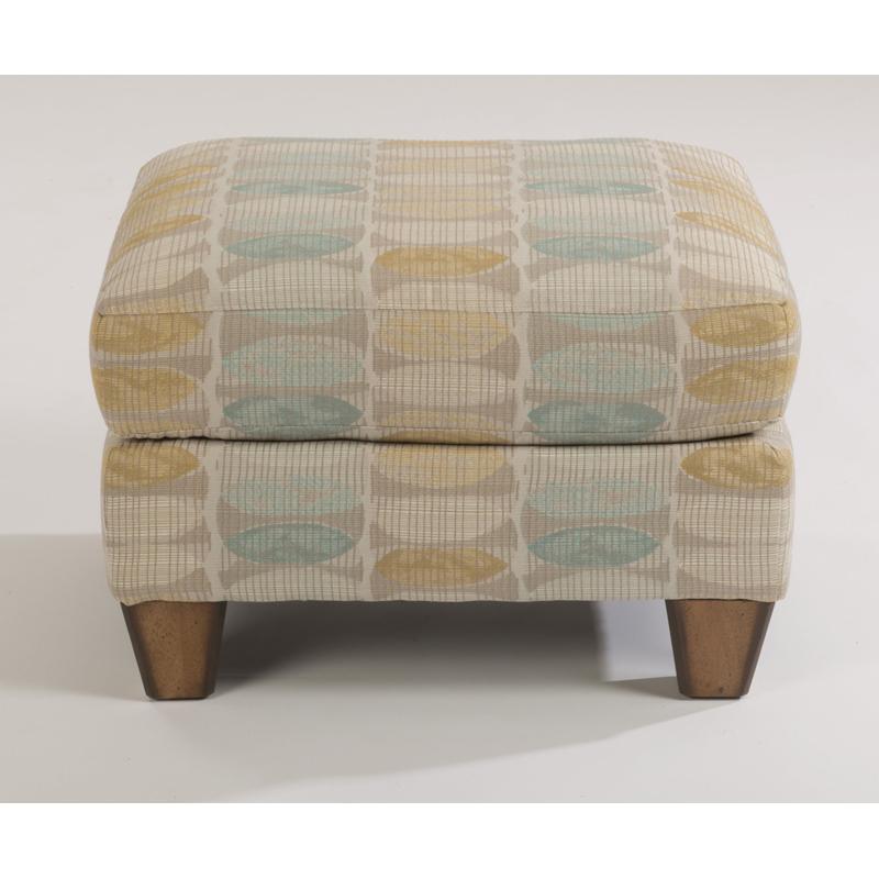 Flexsteel 0119 08 Griffith Fabric Ottoman Discount