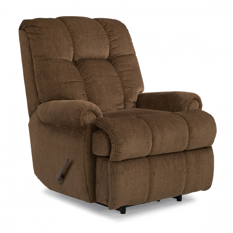Flexsteel 4830 50 Hercules Fabric Recliner Discount