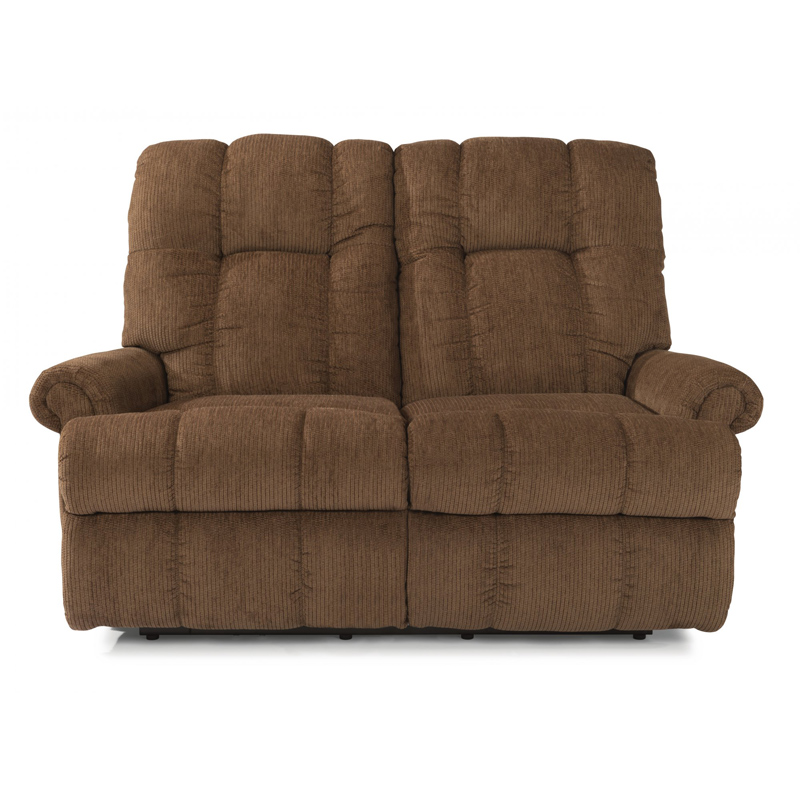 Flexsteel 4830 60 Hercules Fabric Reclining Loveseat Discount Furniture At Hickory Park