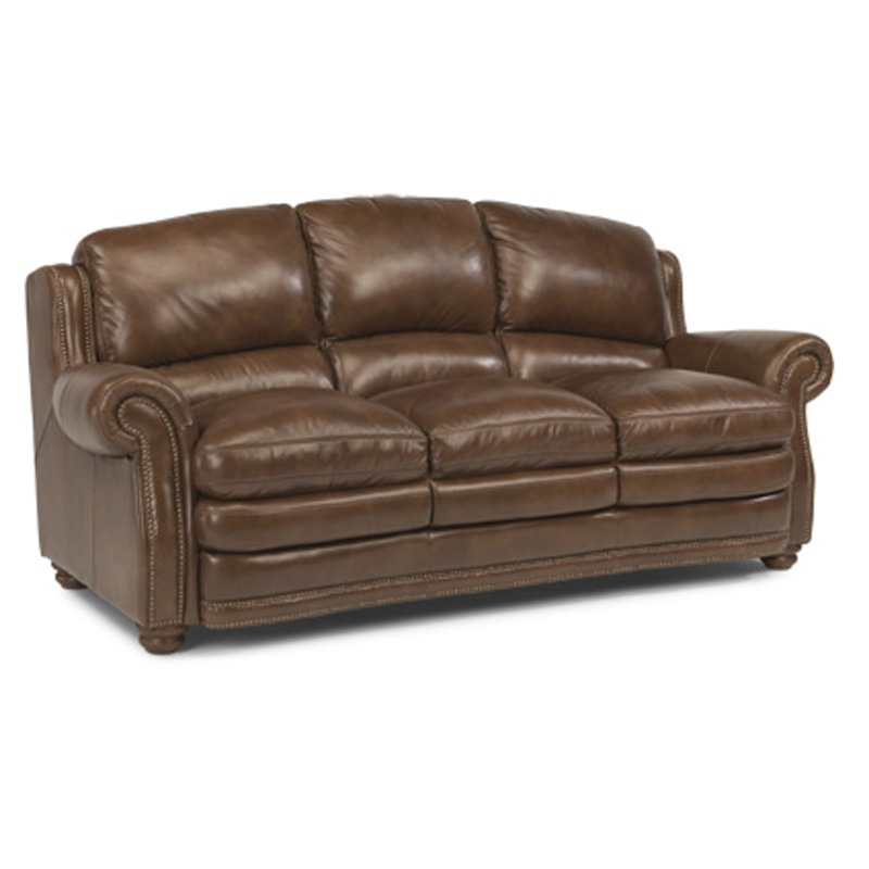 Flexsteel 1473 31 Hamlin Leather Sofa Discount Furniture  : flexsteel040520141473 31 from www.hickorypark.com size 800 x 800 jpeg 91kB